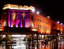 Adelaide central railway station
