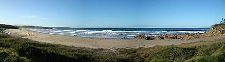 Strand Australie