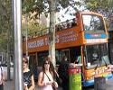 Een leuke manier om alle bezienswaardigheden van Barcelona te zien is met de verschillende stadstoeren per bus.