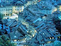 De Zwitserse hoofdstad Bern