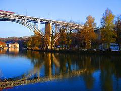 De Drahtseilbahn Marzili, kortweg Marzilibahn, is een kabelspoorweg die de aan de Aare gelegen Marzili-wijk verbindt met de hoger gelegen oude binnenstad, het hart van Bern.