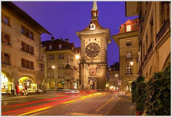 Bern tijdens het EK2008