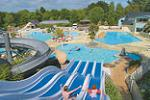 Camping Les Deux Fontaines in Bretagne in Frankrijk