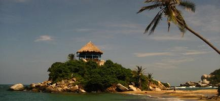 Colombia, Tayrona National Park