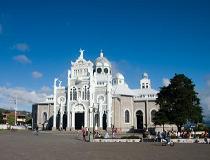 De Basílica de Nuestra Senora de Los Angeles, Cartago, Costa Rica