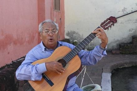 Gitarist Cuba
