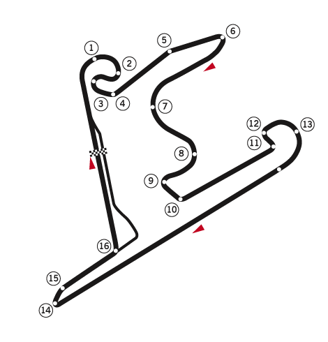 Shanghai International Circuit - De Grand Prix van China, Shanghai