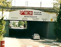 Het Circuit de Catalunya is een Spaans racecircuit in Montmelo, vlakbij Barcelona in Catalonie.