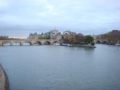 Parijs, de hoofdstad van Frankrijk