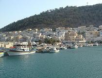 Het sponzeneiland Kalymnos, eenvoudig bereikbaar met de ferry vanaf Mastichari, Kos