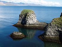 IJsland - Arnarstapi