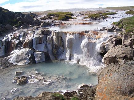 IJsland Hveravellir