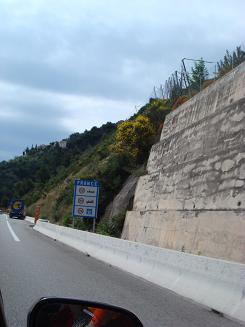 Grens Italie/Frankrijk