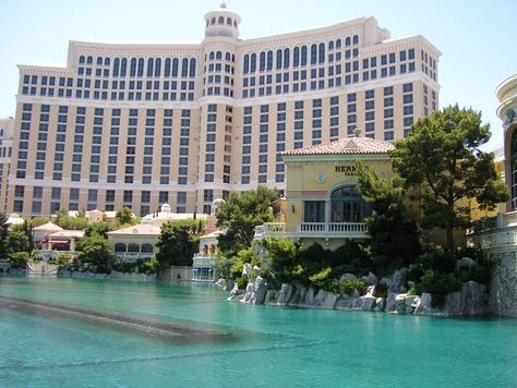 Het Bellagio, Las Vegas
