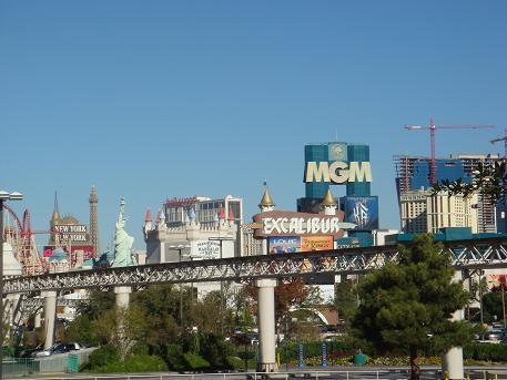 De Strip, Las Vegas Boulevard South