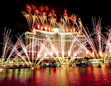 Het Bellagio hotel in Las Vegas is het absolute toppunt van klasse, kwaliteit, romantiek en elegancy!