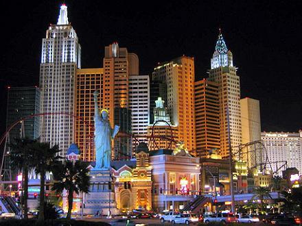 Las Vegas staat bijna symbool voor alles wat met gokken te maken heeft!