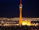 Stratosphere Las Vegas of The Strat is een bekend hotel en casino in de Amerikaanse stad Las Vegas.