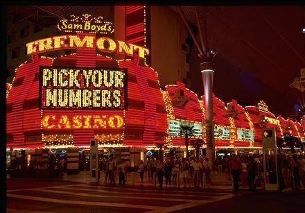 De twee grootste casino's ter wereld zijn die van het MGM Grand en het Bellagio
