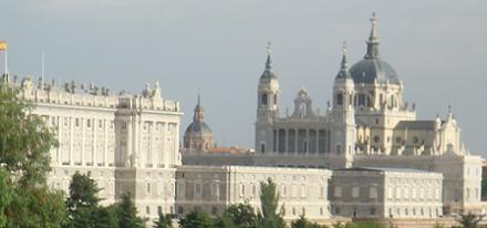 Palacio Real: het koninklijk paleis
