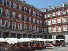 Plaza Mayor: het centrale plein van Madrid