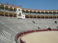 Stierenvechten Madrid