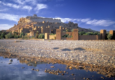 Aït Benhaddou, de Hoge Atlas bij Rabat