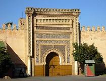 Koninklijk Paleis, Meknes