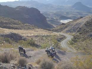 Op verkenning met de motor door Amerika. Het avontuur, de vrijheid en veel sturen!
