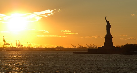 Lady Liberty, New York