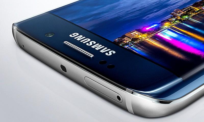 camera-app van de Samsung S7