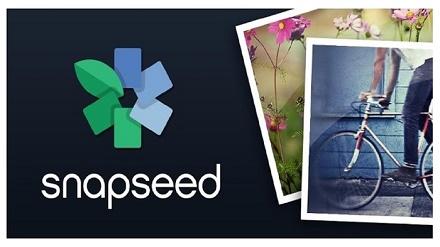 de gratis app Snapseed