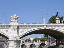 De hoofdstad van Italie: Rome