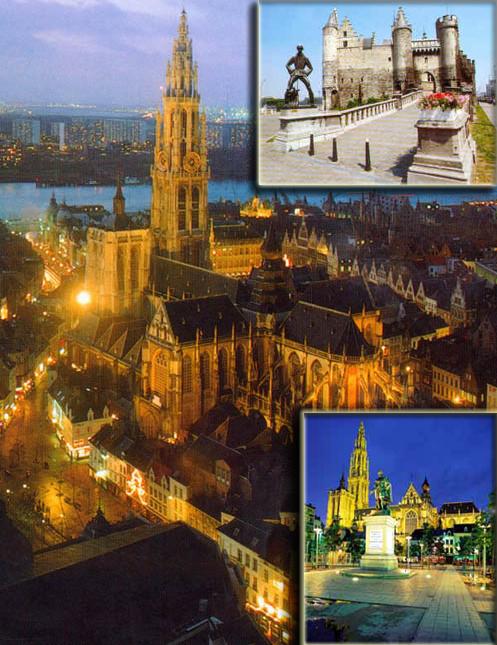 Antwerpen stedentrips | Een stad dichtbij Nederland, met een van de grootste bioscopen van Europa, een eigen dierentuin, een gemoedelijk stadscentrum met veel uitgaansmogelijkheden en shops. Antwerpen is vooral een gezellige stad met vriendelijke mensen, veel vermaak en een bijna dorpskarakter.