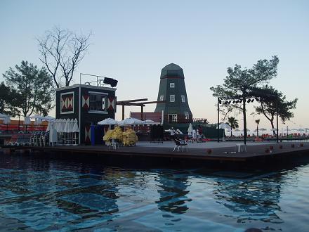 Orange County - een Turks themahotel aan de kust bij Alanya