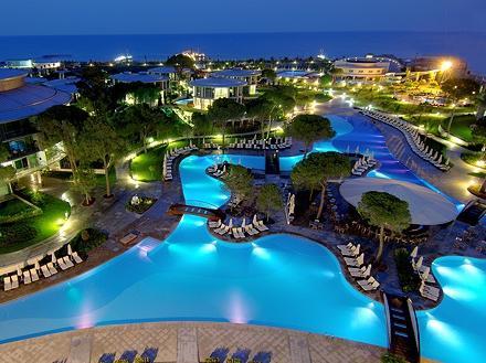 Turkije informatie vakanties vliegtickets en lastminutes for Best resort designs world