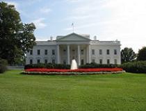 Het Witte Huis in Washington D.C. is het werkterrein van de president van de Verenigde Staten.