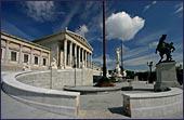 Het parlement van Wenen