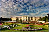 Schloss schonbrunn in Wenen is een van de belangrijkste culturele erfgoederen van Oostenrijk