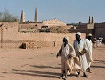 Moskee in Bani - West Afrika - Burkina Faso