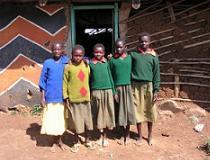 Keniaanse kinderen