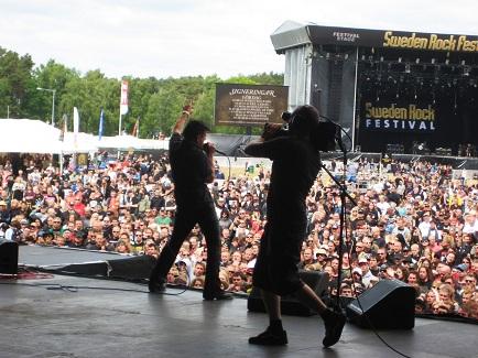 Zweedse festivals steeds meer in trek