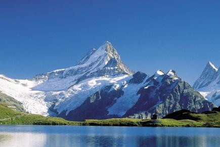 het land zwitserland