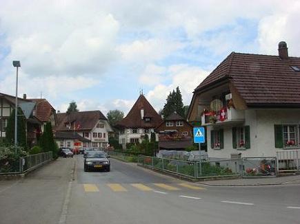 Oranjedorp Bern