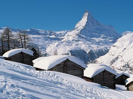 Les Quatres Vallées, Zwitserland